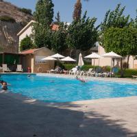 Kotzias Beach Apartments, отель в Писсури