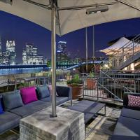 DoubleTree by Hilton London – Docklands Riverside, hotel in Canary Wharf and Docklands, London