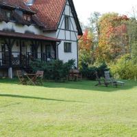 Natura Apartamenty – hotel w mieście Swaderki