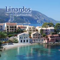 Linardos Apartments, hotel in Asos
