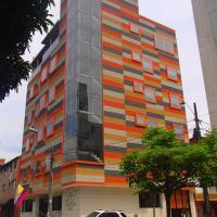Sixtina Plaza Hotel, hotel en Itagüí
