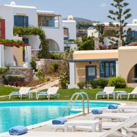 Acquamarina Resort, hotel in Chrissi Akti