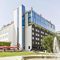 25hours Hotel beim MuseumsQuartier, hotel in 07. Neubau, Vienna