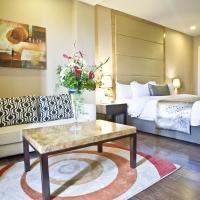 Goldberry Suites and Hotel, отель в Мактане