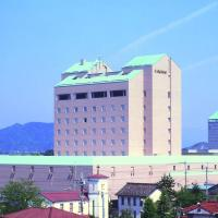 Hotel New Omi, hotel in Omihachiman
