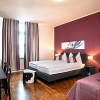 Hotel Hottingen – hotel w Zurychu