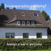 Farm Stay Heidehof, hotel in Hellenthal