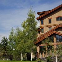 Teton Mountain Lodge and Spa, a Noble House Resort, hotel in Teton Village