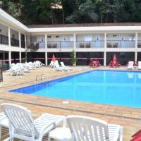 Hotel São Luiz, hotel em Águas de Lindoia