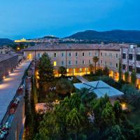 Hotel Cenacolo, отель в Ассизи