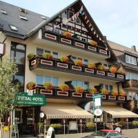 Central-Hotel, hotel in Winterberg