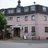 Gasthof Goldene Krone, Hotel in Selbitz