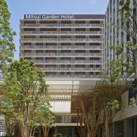 Mitsui Garden Hotel Kashiwa-No-Ha, hotel in Kashiwa