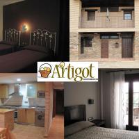 Apartamentos Artigot, hotel in Gea de Albarracín