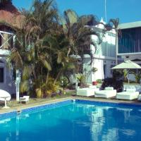 Villa das Mangas Garden Hotel, отель в Мапуту