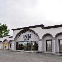 Lacombe Motor Inn, hotel em Lacombe