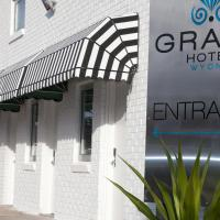 Grand Hotel and Studios, hotel en Wyong