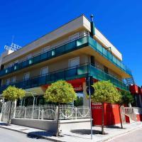 Hotel Gabbiano, hotell i Manfredonia