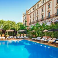 Hotel Alfonso XIII, a Luxury Collection Hotel, Seville, hotell sihtkohas Seville