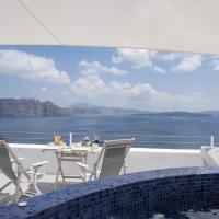 Ambition Suites, ξενοδοχείο στην Οία