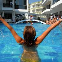 Oba Star Hotel - Ultra All Inclusive, hotel in Alanya