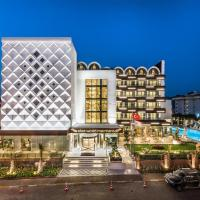 Elite World Marmaris Hotel - Adult Only +14, отель в Мармарисе