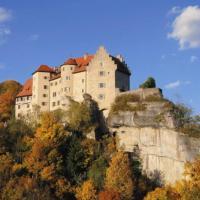 Burg Rabenstein, hotel di Kirchahorn