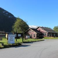 Skysstasjonen Cottages, Hotel in Røldal