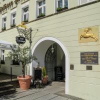 Akzent Hotel Goldner Hirsch, Hotel in Kamenz