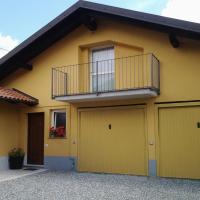 La Mansarda Dell'Artista, hotel in Candelo