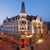 Grandhotel Ambassador Národní Dům, Hotel in Karlsbad