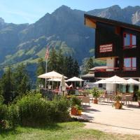 Hotel Restaurant Flaschen, hotel in Albinen