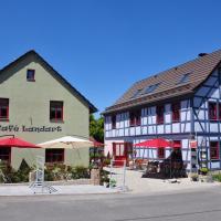 Café Landart im Thüringer Finistere, Hotel in Plaue