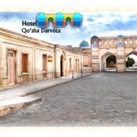 Qosha Darvoza, отель в Хиве