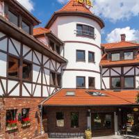 Amadeus Hotel Zielona Góra, hotel in Zielona Góra
