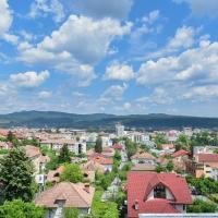 Hotel Panoramic, отель в городе Рымнику-Вылча