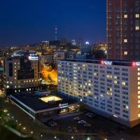 AZIMUT Hotel Vladivostok, отель во Владивостоке