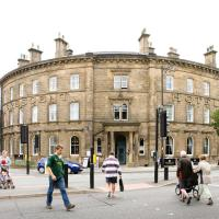 Rooms by Bistrot Pierre at The Crescent Inn, hotel in Ilkley