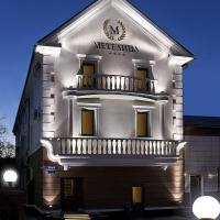 Гостиница Метелица, отель в Красноярске