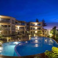 The Reef Beachfront Apartments, hotel in Mount Maunganui