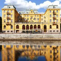 Elite Grand Hotel Gävle, hotel in Gävle