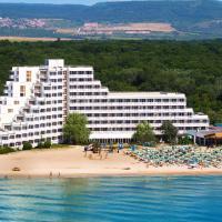 Hotel Gergana, отель в Албене