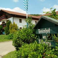 Ferienhof am Mitterberg, отель в городе Бад-Бирнбах