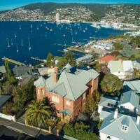 Grande Vue Private Hotel, hotel in Hobart