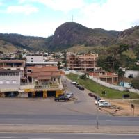 Quality Leste Hotel, отель в городе Caratinga