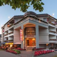 Tauras Center Hotel, viešbutis mieste Palanga