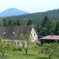 TRIXI´S GUESTHOUSE, hotel v Hřensku