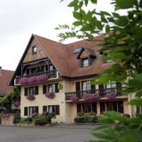 Hotel Restaurant A L'Etoile, hotel in Mittelhausen