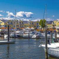 Saybrook Point Resort & Marina, hotel v destinaci Old Saybrook