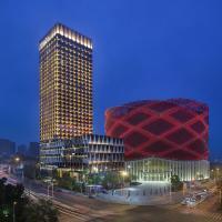 Wanda Reign Wuhan, hotel in Wuhan